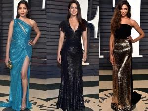 Deepika Priyanka Freida At Oscars After Aprty