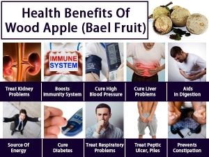 Ten Reasons Why You Should Eat Wood Apple Bael Fruit