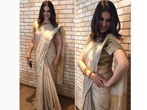 Genelia Dsouza Wearing Anavila Take A Look
