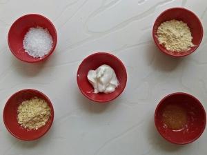 Diy Mayonnaise And Oatmeal Foot Scrub