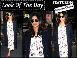 Look Of The Day Priyanka Chopra Wearing Marni For Casual Lookbook