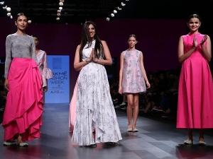 Nishka Lulla Collection Lakme Fashion Week Summer Resort
