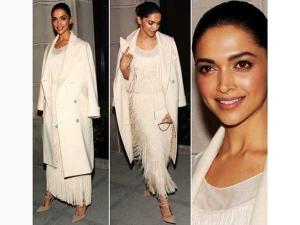 Priyanka Deepika At New York Fashion Week