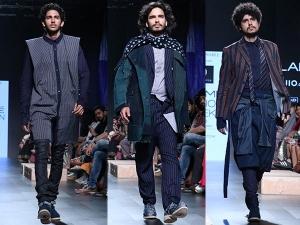 Rajesh Pratap Singh Lakme Fashion Week Summer Resort