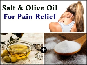 What Salt And Olive Oil Can Do To Your Knee And Neck Pain