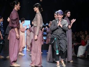 Lakme Fashion Week Summer Resort 2017 Urvashi Kaur