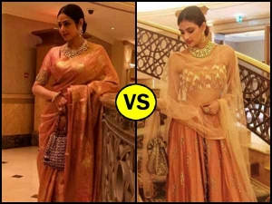 Sridevi Athia Shetty Pick Your Favourite Beige Look