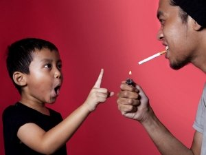 Can Secondary Smoking Cause Hearing Problems In Kids?