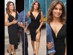 Bipasha Basu In Hot Black Dress