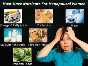Must Have Nutrients For Menopausal Women Iron Vitamin Calcium