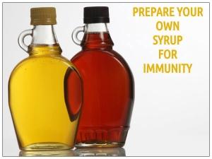 How To Make Garlic Syrup