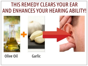 Recover Your Hearing With This Remedy