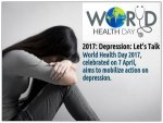 World Health Day Wage A War Against Depression
