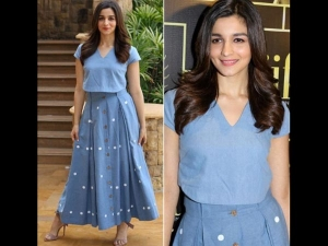 Alia Bhatt Wearing Masaba Gupta Dress
