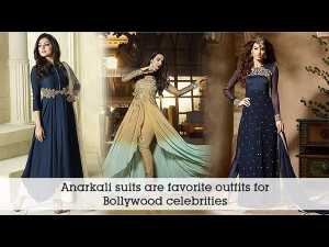 Anarkali Suits Favourite Of Bollywood Divas