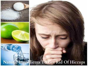 Natural Ingredients To Get Rid Of Hiccups In Seconds