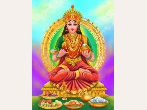 Goddess Annapoorna Devi And Akshaya Tritiya