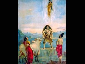 The Story Of Mother Ganga