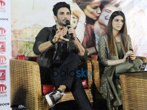 The Raabta Duo Is Set Floor Down Many With Their Looks