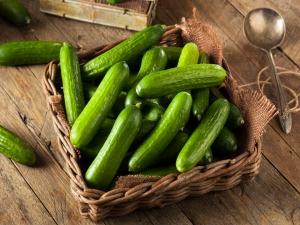 Cucumber Garlic Salad For Hypertension