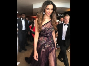 Grab Your Seats Deepika S Festival De Cannes Red Carpet Look Can Floor You Down