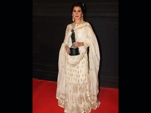 Ritu Shivpuri Flaunted Her Elegance At The Dadasaheb Phalke Awards