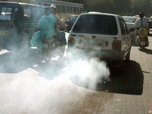 Traffic Related Air Pollutants May Disrupt Sleep