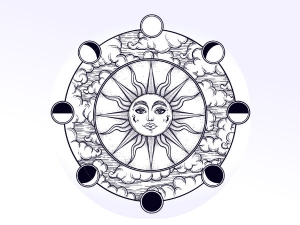 Sun And Moon What They Indicate In Astrology