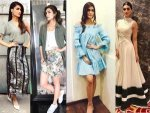 Five Kriti Sanon S Best Promotional Looks Raabta