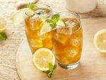 Drinking Iced Tea Linked To Cholera Risk