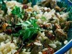 Vegetarian Yakhni Pulao For Ramzan