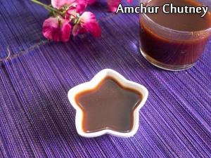 Amchur Chutney