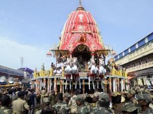 Sri Jagannath Stotram To Chant On The Eve Of Rath Yatra Of Jagannath Puri