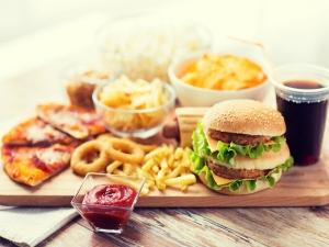 Junk Food And Harmful Substances