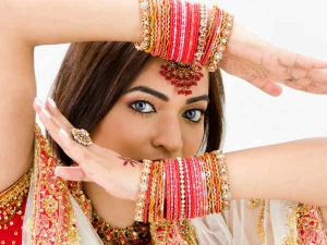 Hairstyle Ideas For Indian Brides