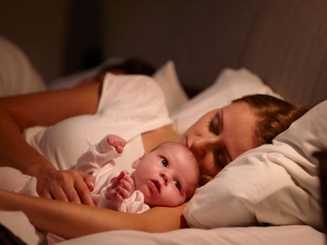 Sleep Deprivation In New Moms