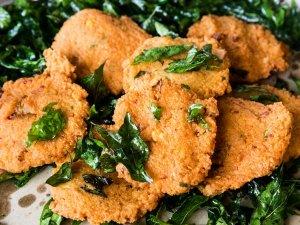 Mixed Vegetable Bread Vada