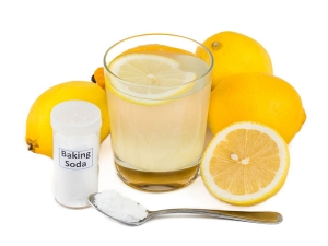 Dip Half A Lemon In Baking Soda See Its Health Benefits