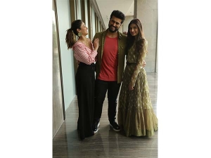 Mubarakan Lead Cast Slayed At Photoshoot Style
