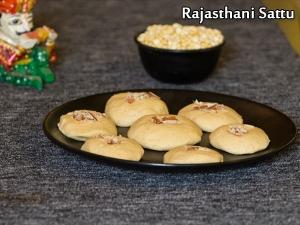 Rajasthani Sattu
