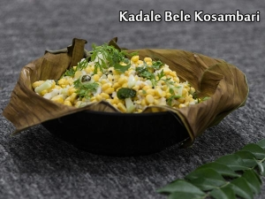Kadale Bele Kosambari