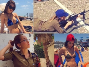 Pictures Of Israeli Soldier Kim Mellibovsky Are Too Hot To Handle