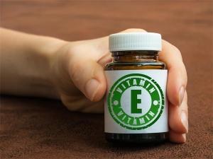 Vitamin E Based Homemade Cosmetics