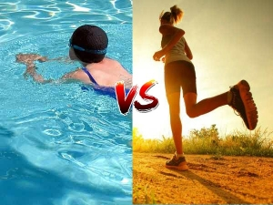 Running Swimming Which Is Better Exercise
