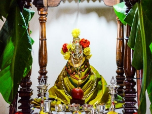 Things That Are Considered Scared On Varamahalakshmi Pooja