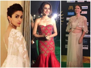 Three Bun Hairstyles By Top Actresses At The Iifa