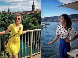 Shama Sikander Slaying It From Her Latest Vacation
