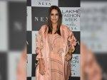 Simple Yet Stylish Celebs Manish Malhotra S Closing Show At Lfw