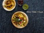 Aloo Tikki Chaat