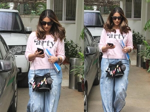 You Ll Envy Ileana S Casual Swagger Look